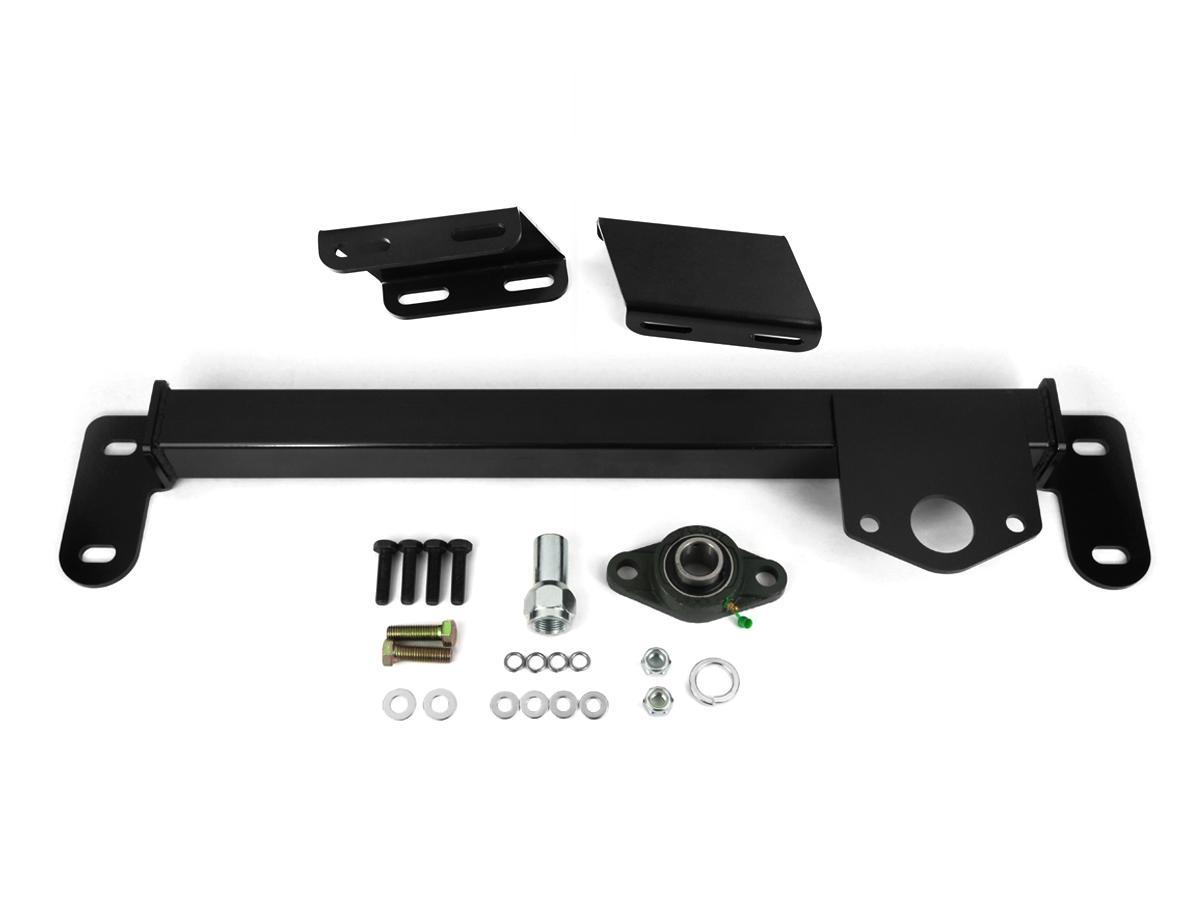 Dodge Ram 2500 Bracket Front Mounting Power Steering Manual Guide