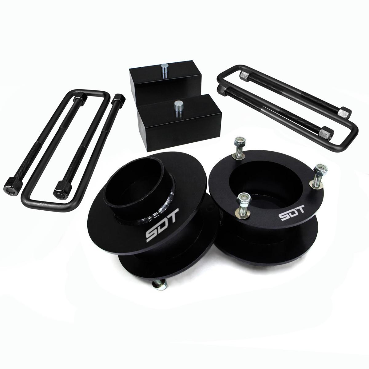 Dodge Ram 2500 3500 3 inch Front 2 inch Rear Full Leveling Lift Kit 2003 2004 2005 2006 2007 2008 2009 2010 2011 2012 2013